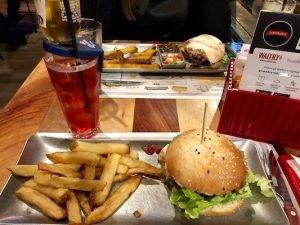 Waitry App Container Bar